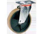 TR poliuretán ipari kerék